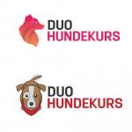 Duo Hundekurs Logo D