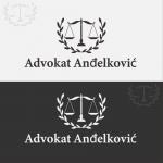 Advocate logo design