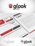 Glook logo i njegova