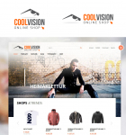 Logo za coolvision w
