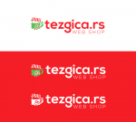 Logo za web shop Tez
