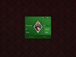 User profile card UI