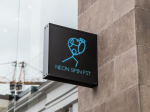 Neon spin fit LOGO
