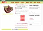 Custom web shop, kor