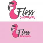 Logo dizajn za Floss