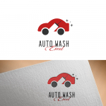 Logo za auto wash Ex