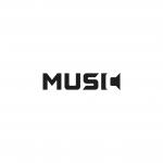 Music - Logo. C = Ne