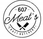 Logo - 607 Meat's cr