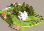Manastir Banja, idej