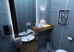 Toalet restoran Zlat