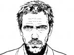 Crtež Dr. Housa iz