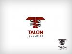 Logo za Talon securi