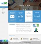 Net++ početna stran