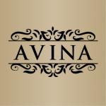 Avina logo design