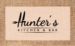 Hunter bar logo