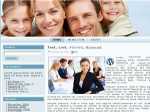 Wordpress šablon o