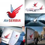 Logo AirSERBIA