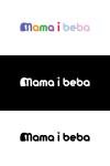Mama i beba logo