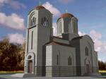 Vizuelizacija crkve