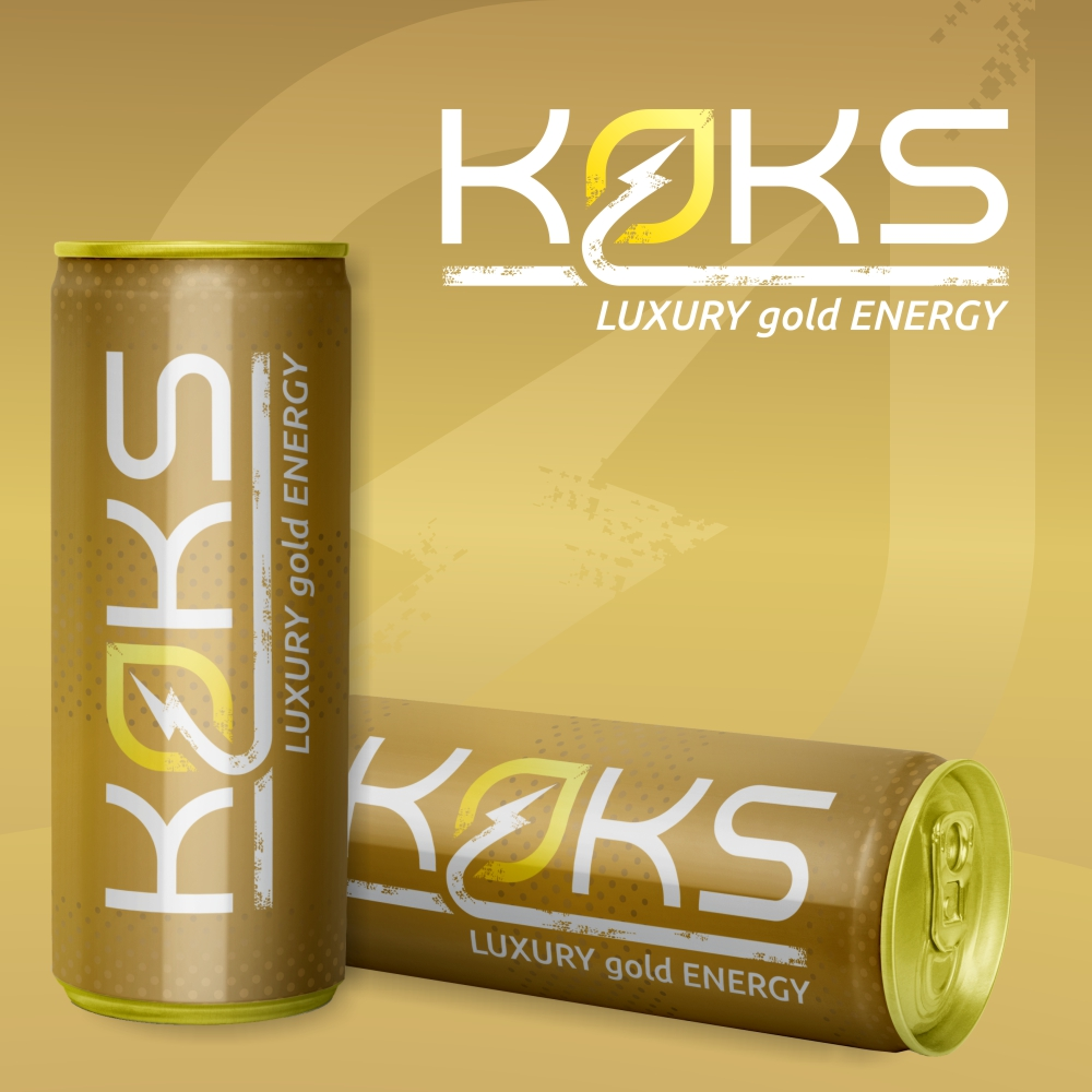 KOKS - luxury gold energy