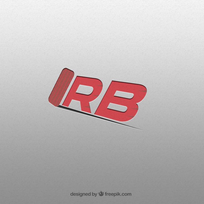 RB logo papir