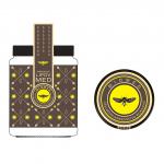 Dizajn ambalaže za četiri vrste meda