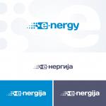 Logo dizajn za udruženje građana E-NERGIJA