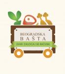 Logo dizajn za uslugu dostave zdrave hrane sa sela