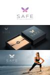 Logo za novi startap ženski proizvod SAFE by Sanja Obradović