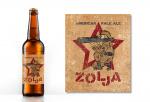 Dizajn etikete za kraft pivo