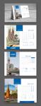 Dizajn stonog kalendara za kompaniju Mapei