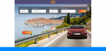 Interaktivni 3D baneri za sajt Rent a Car Simeun