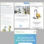 Jednostavan, lep i responsive Wordpress sajt za firmu iz Irske