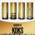KOKS - luxury gold energy