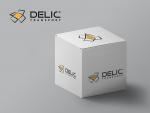 Logo za firmu koja se bavi prodajom kartonskih kutija