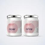 Dizajn etikete proizvoda za kosu