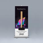 Roll up design Macola Apple Srbija