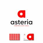 Dizajn paket za agenciju za nekretnine Asteria Real Estate