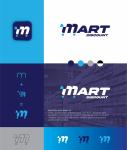 Logo i brendiranje izloga za markete