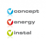 Dizajn logotipa za 3 kategorije proizvoda