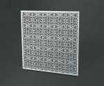 Design za dekorativne panele od metala