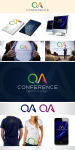 Q&A Conference logo dizajn