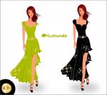 Limundo haljina