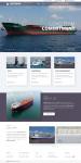Responsive jednostavan i moderan Wordpress sajt za Skyships