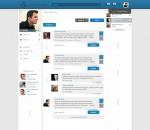 Dizajn web sajta - LittleBluePlanet