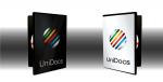 Logo i primena logotipa za softversko rešenje UniDocs