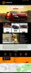 Izrada Responsive Wordpress sajta za Simeun rent a car Crna Gora