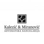 Izrada logoa advokatske kancelarije Kalezić & Miranovic sa primjenom
