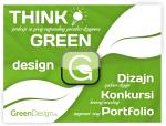Green Design Bilbord