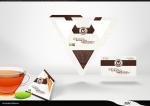 Logo i dizajn pakovanja kolacica sudbine